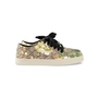 Authentic Second Hand Gucci Blooms Low Top Sneakers (PSS-052-00025) - Thumbnail 2