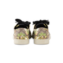 Authentic Second Hand Gucci Blooms Low Top Sneakers (PSS-052-00025) - Thumbnail 3