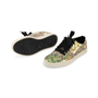 Authentic Second Hand Gucci Blooms Low Top Sneakers (PSS-052-00025) - Thumbnail 4