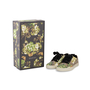 Authentic Second Hand Gucci Blooms Low Top Sneakers (PSS-052-00025) - Thumbnail 6