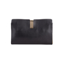 Authentic Second Hand Anya Hindmarch Albion textured-leather clutch (PSS-017-00018) - Thumbnail 2
