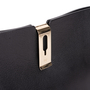 Authentic Second Hand Anya Hindmarch Albion textured-leather clutch (PSS-017-00018) - Thumbnail 4