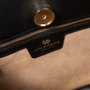 Authentic Second Hand Anya Hindmarch Albion textured-leather clutch (PSS-017-00018) - Thumbnail 5
