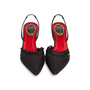 Authentic Second Hand René Caovilla Beaded Slingback Pumps (PSS-071-00264) - Thumbnail 0