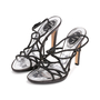 Authentic Second Hand René Caovilla Embellished Strappy Sandals (PSS-071-00266) - Thumbnail 1
