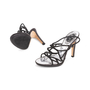 Authentic Second Hand René Caovilla Embellished Strappy Sandals (PSS-071-00266) - Thumbnail 4