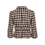 Authentic Second Hand Chanel Wool Houndstooth Jacket (PSS-071-00256) - Thumbnail 1