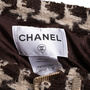 Authentic Second Hand Chanel Wool Houndstooth Jacket (PSS-071-00256) - Thumbnail 4