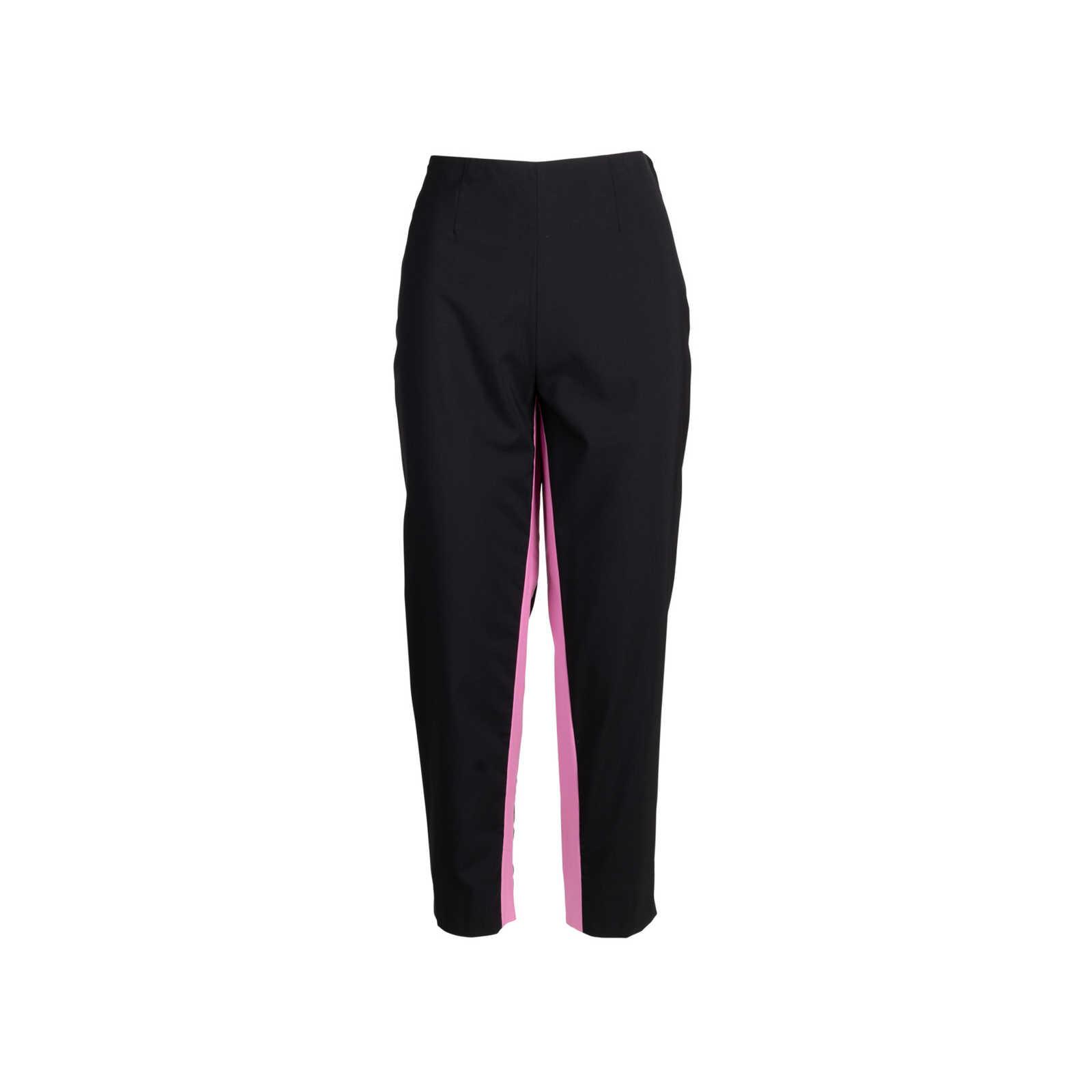 d43e965441358 Authentic Second Hand Prada Bi-Colour Pants (PSS-071-00287) - THE ...