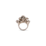 Authentic Second Hand Alexander McQueen Floral Skull Ring (PSS-190-00095) - Thumbnail 0
