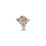 Authentic Second Hand Alexander McQueen Floral Skull Ring (PSS-190-00095) - Thumbnail 3