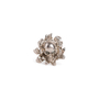 Authentic Second Hand Alexander McQueen Floral Skull Ring (PSS-190-00095) - Thumbnail 5