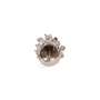 Authentic Second Hand Alexander McQueen Floral Skull Ring (PSS-190-00095) - Thumbnail 8