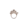 Authentic Second Hand Alexander McQueen Floral Skull Ring (PSS-190-00095) - Thumbnail 4
