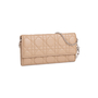 Authentic Second Hand Christian Dior Lady Dior Rendez-Vous Wallet (PSS-190-00101) - Thumbnail 1