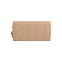 Authentic Second Hand Christian Dior Lady Dior Rendez-Vous Wallet (PSS-190-00101) - Thumbnail 2