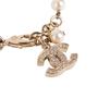 Authentic Second Hand Chanel CC Pearl Bracelet (PSS-190-00097) - Thumbnail 2