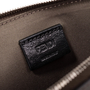 Authentic Second Hand Fendi Faces Leather Pouch (PSS-190-00100) - Thumbnail 4