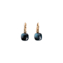 Authentic Second Hand Pomellato Nudo Blue Topaz Earrings (PSS-071-00292) - Thumbnail 0