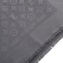 Authentic Second Hand Louis Vuitton Classic Monogram Fringe Shawl (PSS-607-00025) - Thumbnail 2