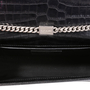 Authentic Second Hand Yves Saint Laurent Classic Monogram Tassel Satchel (PSS-210-00011) - Thumbnail 12