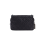 Authentic Second Hand Chanel Coco Sporran Jumbo Flap Bag (PSS-724-00002) - Thumbnail 2