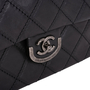 Authentic Second Hand Chanel Coco Sporran Jumbo Flap Bag (PSS-724-00002) - Thumbnail 6