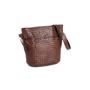 Authentic Vintage Bottega Veneta Intrecciato Bucket Messenger (PSS-004-00108) - Thumbnail 1