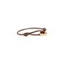 Authentic Second Hand Louis Vuitton Empreinte Bracelet With Gold Pendant (PSS-716-00004) - Thumbnail 1