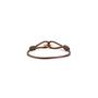 Authentic Second Hand Louis Vuitton Empreinte Bracelet With Gold Pendant (PSS-716-00004) - Thumbnail 3