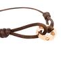 Authentic Second Hand Louis Vuitton Empreinte Bracelet With Gold Pendant (PSS-716-00004) - Thumbnail 4