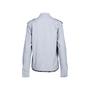 Authentic Second Hand Balmain Logo Patch Denim Shirt (PSS-074-00184) - Thumbnail 1