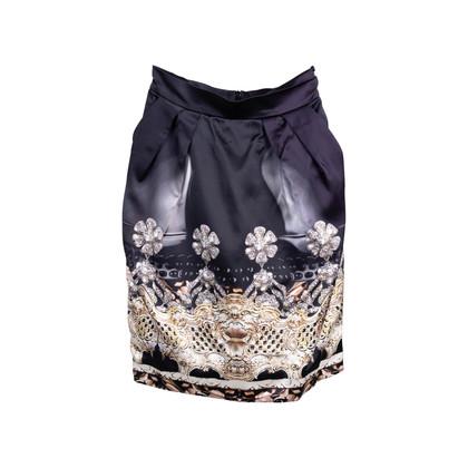 Authentic Second Hand Mary Katrantzou Nebraska Tulip Skirt (PSS-441-00040)