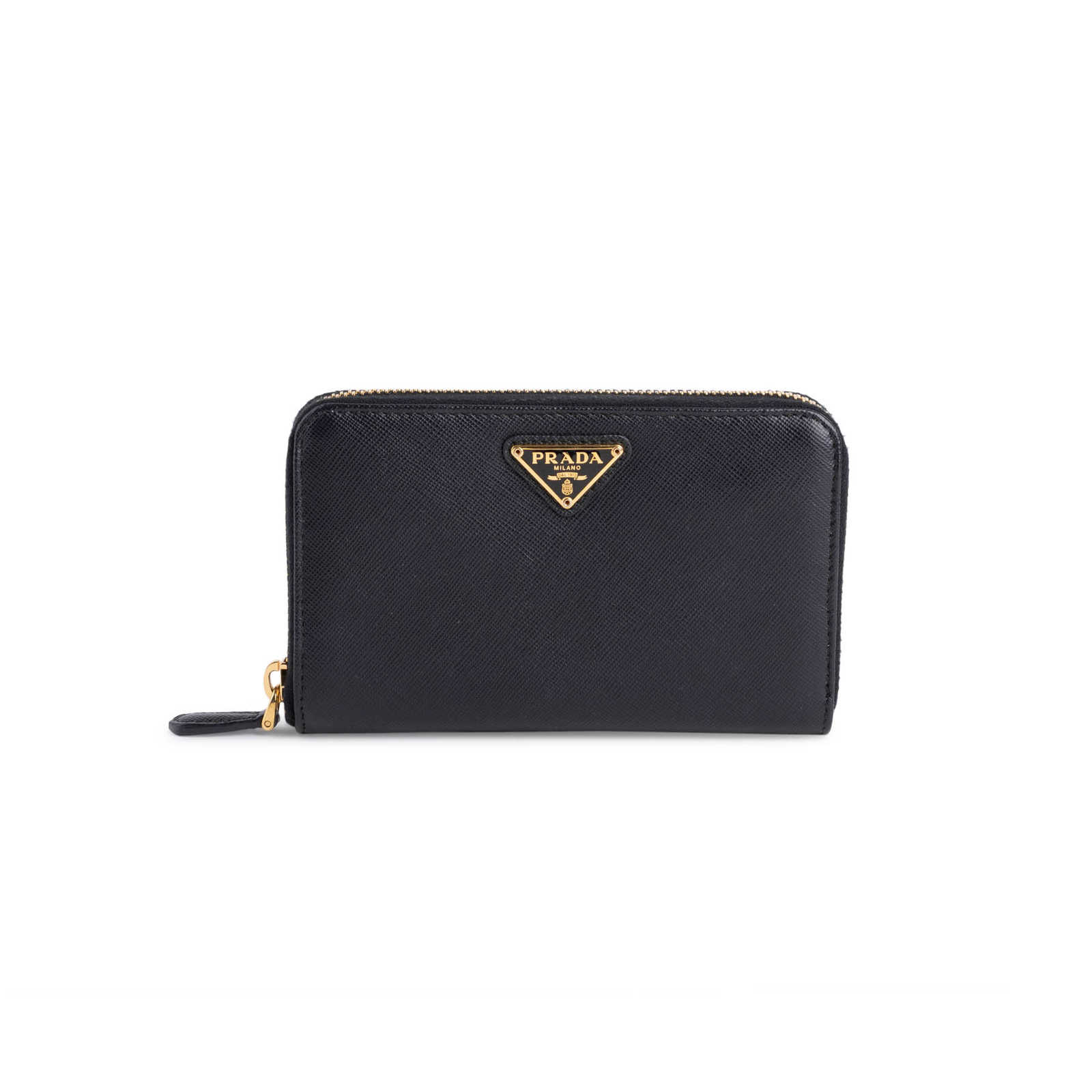 da1eb01e Authentic Second Hand Prada Saffiano Zip Around Wallet (PSS-718 ...