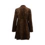 Authentic Second Hand Nanette Lepore Leopard Print Velvet Coat (PSS-004-00107) - Thumbnail 1