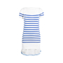 Authentic Second Hand Sacai Striped Mesh Dress (PSS-690-00033) - Thumbnail 0