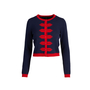 Authentic Second Hand Marc by Marc Jacobs Military Knitted Cardigan (PSS-415-00053) - Thumbnail 0
