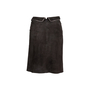 Authentic Second Hand Joseph Suede Pencil Skirt (PSS-695-00006) - Thumbnail 1