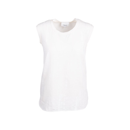 Authentic Second Hand 3.1 Phillip Lim Sleeveless Embroidered Blouse (PSS-695-00011)