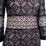 Authentic Second Hand Temperley London Lace Silk Trim Dress (PSS-225-00046) - Thumbnail 2