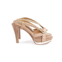 Authentic Second Hand Luciano Barachini Jewelled Snake Heels (PSS-247-00134) - Thumbnail 1