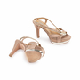 Authentic Second Hand Luciano Barachini Jewelled Snake Heels (PSS-247-00134) - Thumbnail 5