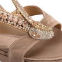 Authentic Second Hand Luciano Barachini Jewelled Snake Heels (PSS-247-00134) - Thumbnail 6