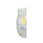 Authentic Second Hand Halston Heritage Asymmetric Printed Pleat-Detail Dress (PSS-693-00008) - Thumbnail 1