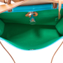 Authentic Second Hand Hermès Herbag Zip 31 (PSS-143-00127) - Thumbnail 10