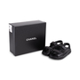 Authentic Second Hand Chanel Leather Velcro Sandals (PSS-610-00014) - Thumbnail 6