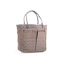 Authentic Second Hand Anya Hindmarch Nevis Monogram Canvas Tote (PSS-340-00250) - Thumbnail 1