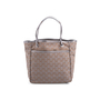 Authentic Second Hand Anya Hindmarch Nevis Monogram Canvas Tote (PSS-340-00250) - Thumbnail 2