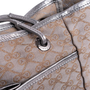 Authentic Second Hand Anya Hindmarch Nevis Monogram Canvas Tote (PSS-340-00250) - Thumbnail 4
