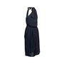 Authentic Second Hand Dries Van Noten Printed Toga Dress (PSS-340-00274) - Thumbnail 1